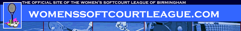 Womens's Softcourt League Of Birmingham
